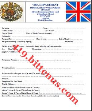 Working permit form mersnoforum working permit form spiritdancerdesigns Images
