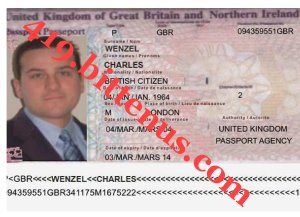 charles wenzel id