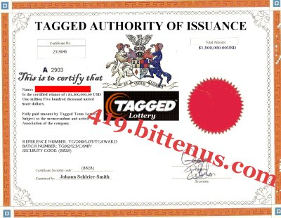 Tagged Winning Certificate1