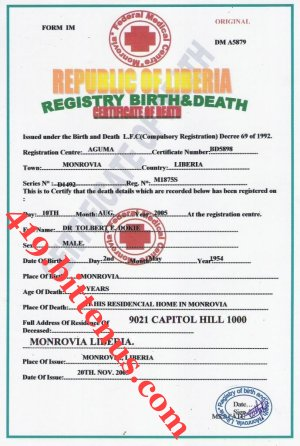 419ttenus death certificates death certificate yadclub Image collections