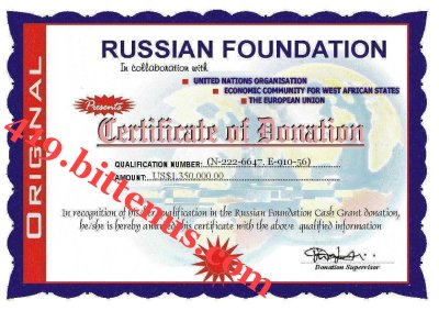 Russian Foundation For Basic 55