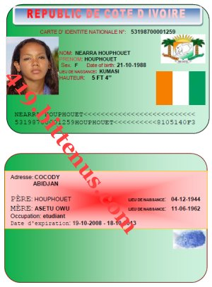 MY NATIONAL ID CARD