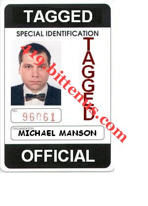 Official Id Card