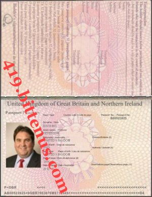 International Passport 2