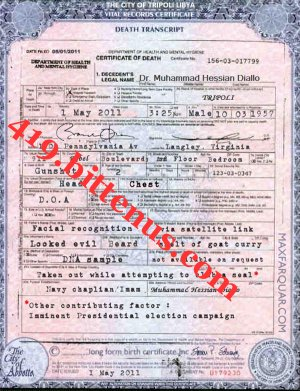 R Kelly And Aaliyah Marriage Certificate Nancy Aaliyah Diallo: ...