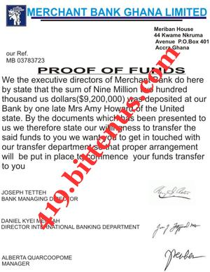 Joseph tetteh download and sign the attached document merchant bank proof of fund altavistaventures Gallery