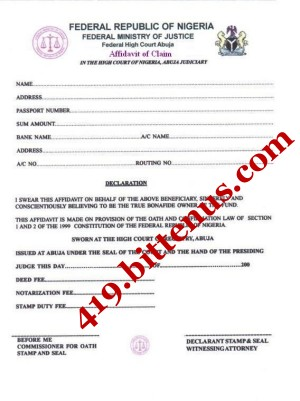 Child custody letter template