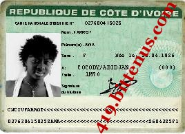 carte didentite awa