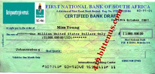 Cheque fraud scams