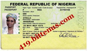 passport stella