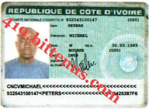 MICHAEL_PETERS_ID_CARD