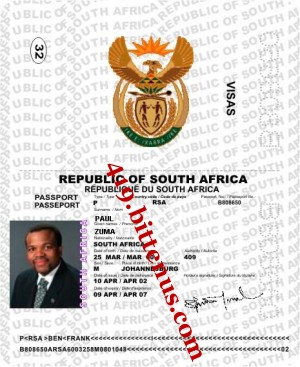 Paul_Zuma_Passport