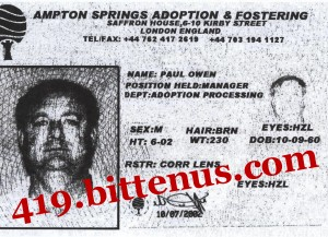 Paul Owen ID