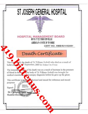 Death_certificate_for_Dr_williams_Godwill