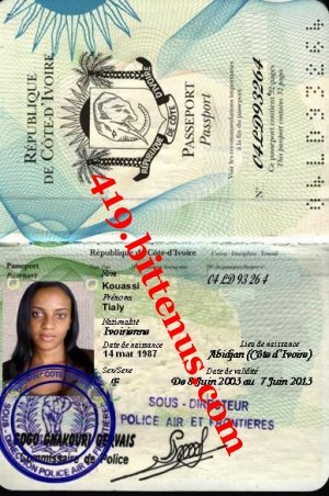 Tialy Passport