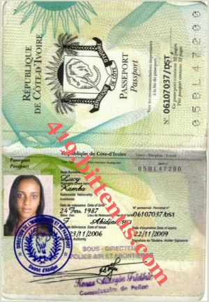 lucykamba passport