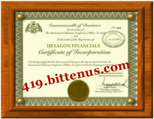 Certificate--of--Incorporation