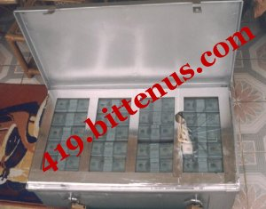 Consignment Metal box