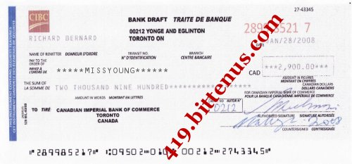 Transit Number # 06292-010 | Canadian Imperial Bank of ...