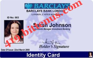 BARCLAYS BANK ID