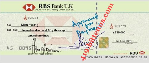 HOW TO WRITE A CHECK UK HSBC