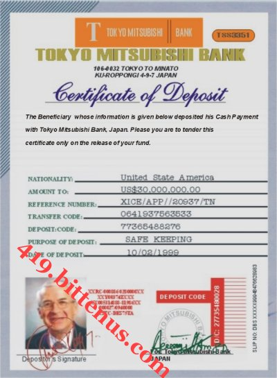 how to buy a certificate of deposit