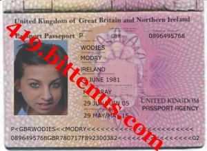 modry passport