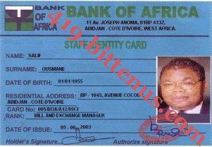 MR_SALIF_OUSMANE_ID_CARD