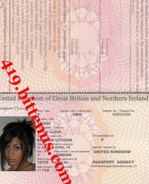 linda passport