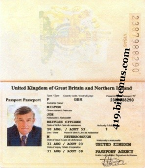 INTERNATIONALPASSPORT