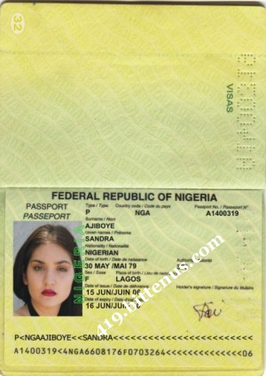 Stella Passport