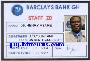 henry asare