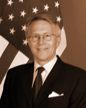 Ambassador Terence P. McCulley.