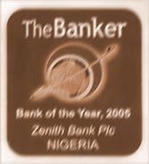 Bank of the year Award