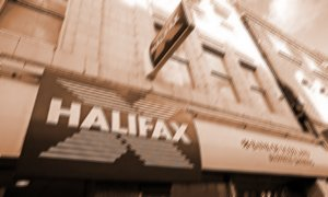 Branch of Halifax bank