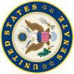 The United States Senate Seal.