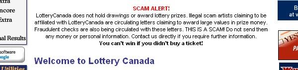 Lotterycanada